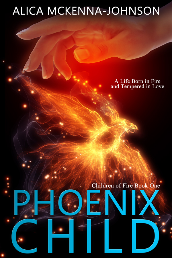Phoenix Child by Alica McKenna Johnson
