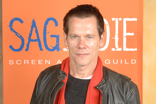Kevin Bacon, Alica McKenna-Johnson