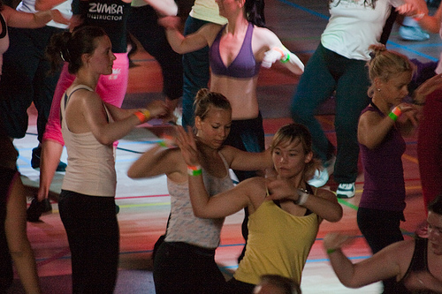 zumba, Alica Mckenna-Johnson