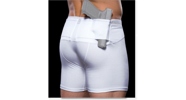 Concealment Shorts, a must have. Photo by Optics Planet