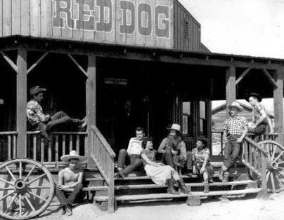 Alica Mckenna-Johnson, Old West. Old Western Movies