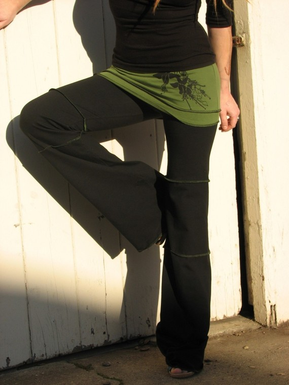 yoga pants, Alica Mckenna-Johnson, Herban Devi