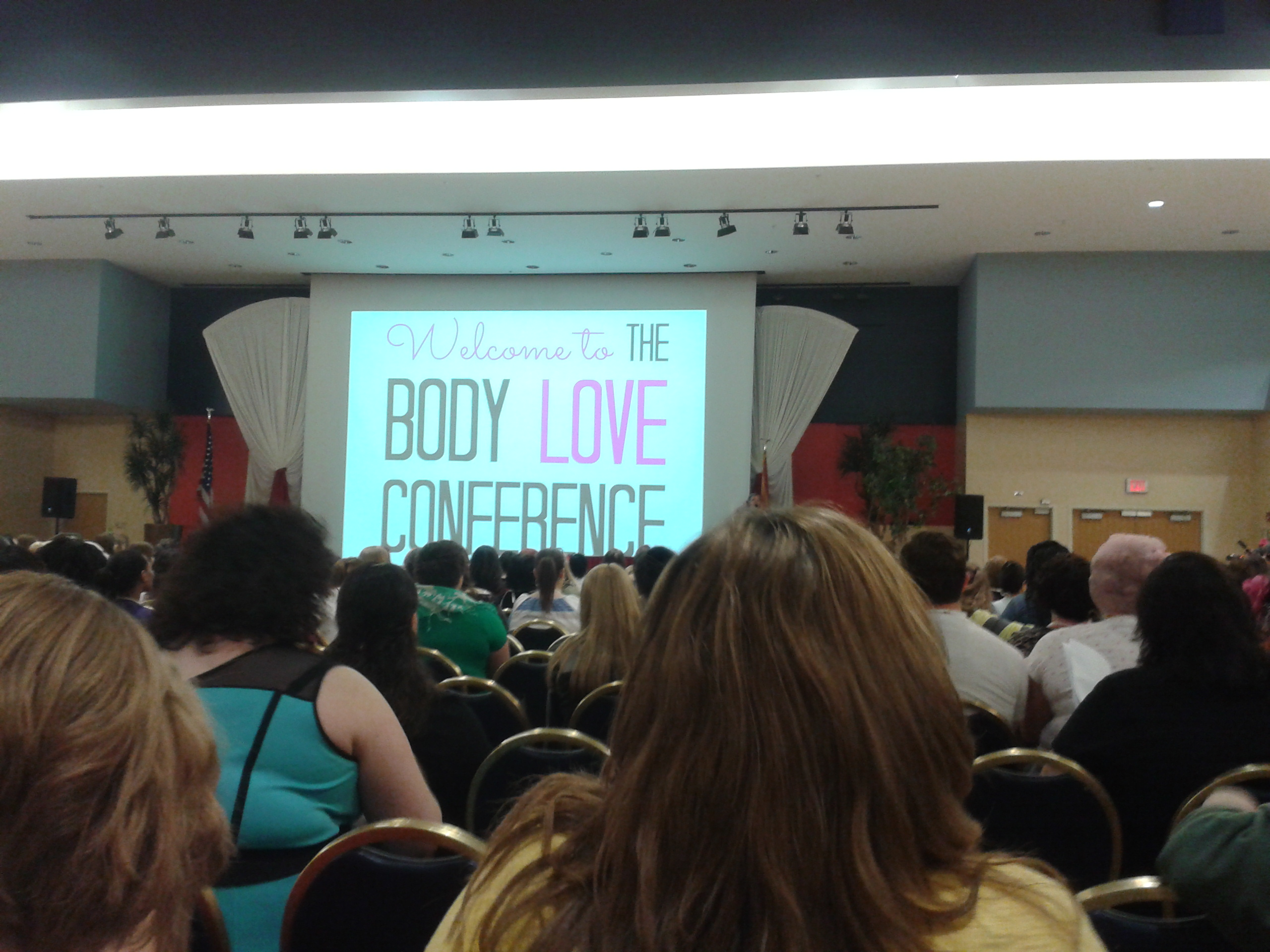 Body Love Conference, Alica Mckenna-Johnson