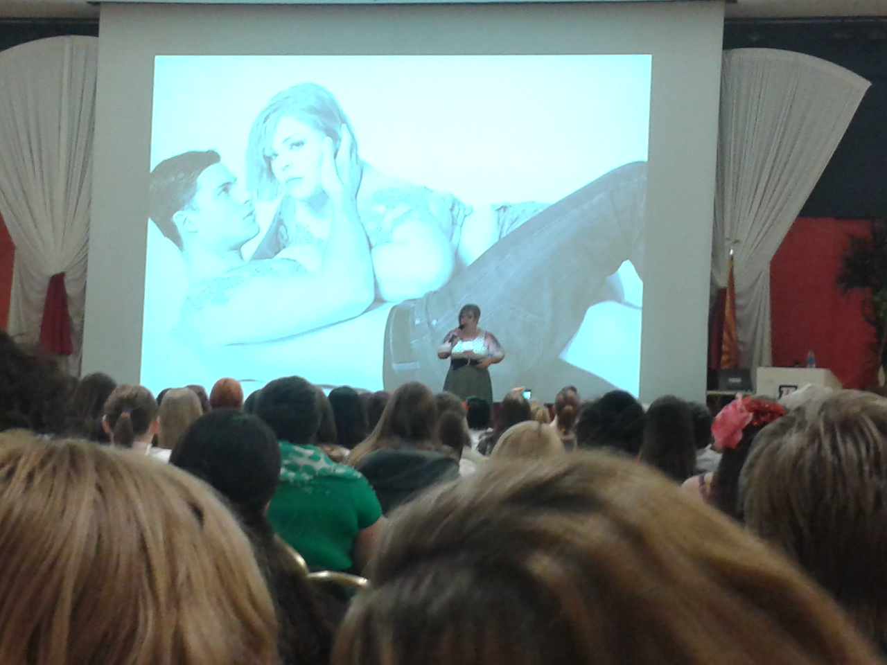 The Militant Baker, Body Love Conference 2014, Alica Mckenna Johnson