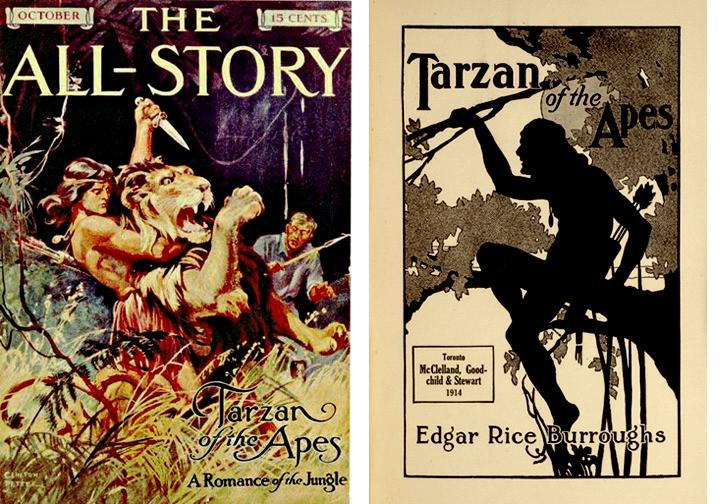 Alica Mckenna Johnson, Tarzan, diversity