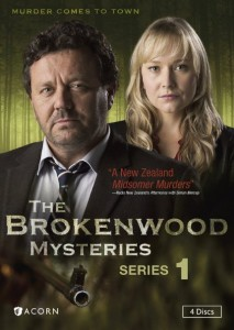 Brokenwood, murder mysteries, Alica McKenna Johnson, Phoenix Child