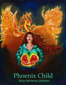 Painted Cover of Pheonix Child