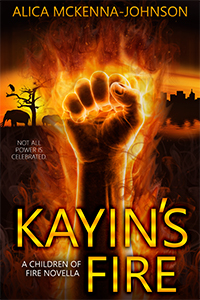 Kayin's Fire: A Children of Fire Novella